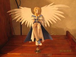 Belldandy Papercraft by x0xChelseax0x