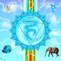 Throat Chakra by aptc55