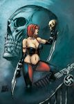 Bloodrayne Color by logicfun