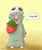 Bleach: Nell's Strawberry by Chiaticle