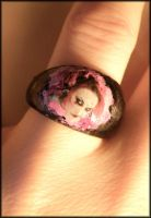 Emilie Autumn Ring by StaticSkies