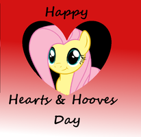 Happy Hearts and Hooves Day everypony by FunnyGamer95