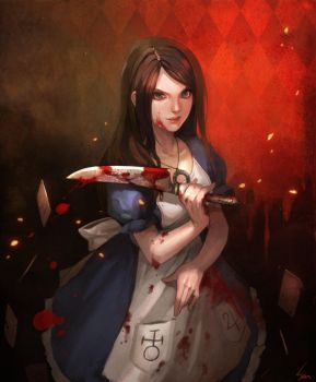 american mcgee's alice by Nightmaree-moon-sis