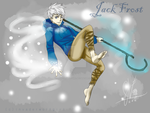 :Jack Frost: by invaderwolfgirl