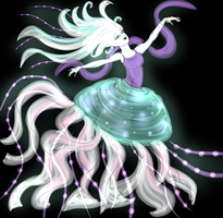 Adopt--Jellyfish Lady (CLOSED) by geekgirl8