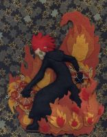 Axel, finished by nagettebost