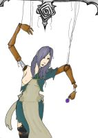 Lifeless colored by Kahall