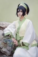 Toph Bei Fong - Serenity by Sorel-Amy