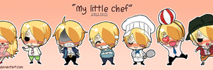MY LITTLE CHEF PART II by IcchPOTATO