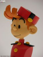 Spirou : WIP 5 by attakuscollection