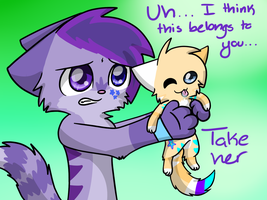 Take her by Violetkay214