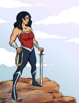 Diana by dii2honour