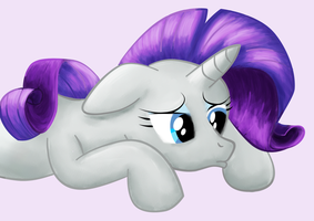 Sad Rarity by Eumy