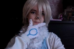 In progress Silver Cosplay by CrystaltheEchidna01