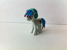 My Little Pony Custom BB: The Living Tombstone by CJEgglishaw