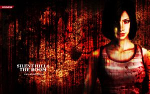 Silent Hill 4 Eileen by stryfers