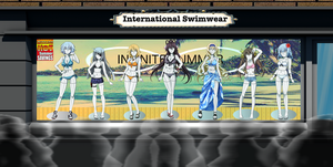 International Swimwear - White Plastic + Story by adi1625