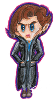 Chibi Sherlock by Chrisily