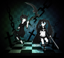 BRS x DM II by shirasaki