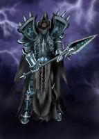 Death knight.. by Deadguybeer