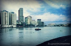 The Surviving River by ScarFoo