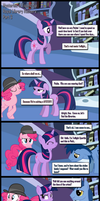 Mysteries of Equestria: Library Robbery: Part 3 by lightningtumble