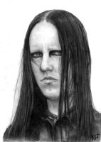 Joey Jordison of Slipknot by TowersOfLondon