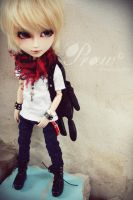 I think , he love this style by mydollshouse