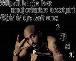 2pac by KristineSlyngstad