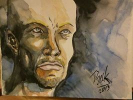 the condemned steve austin painting by oluklu