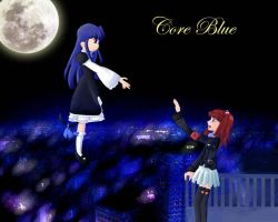 .:Core Blue:. by shinyaddict