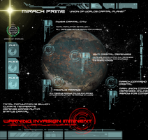 Anc Planet Profile: Mirach Prime by EmperorMyric