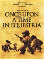 Once Upon a Time in Equestria by sofas-and-quills
