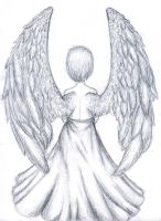 Angel Wings by SeraphinaDawn