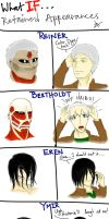 SNK- What IF... Retained Appearances by trinaxfantasy