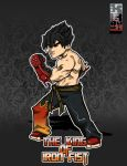 king of iron fist by MastarrEditor