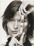 Bridget Moynahan by AmBr0
