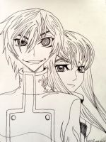 Code Geass: Lelouch of the Rebellion by margeaux202