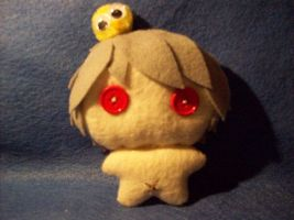 APH::Prussia Plushie by Airmidian
