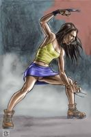 X-23 by JasonPal by MrLively