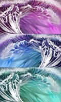 Wave Studies by Beth-Gilbert