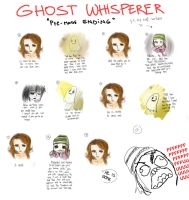 Ghost Whisperer typical ending by ritsu--chan