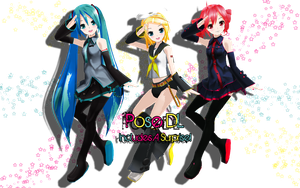 .:Pose DL:. Active Pose by MMDAnimatio357