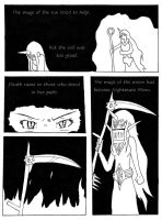 Mare in the moon Page 2 by Silfe