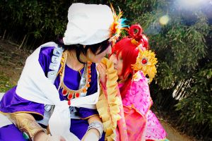 MAGI: TLoM - Every Rose Has it's thorn by NamiWalker