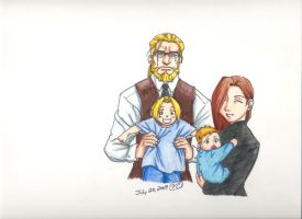 Elric Family Photo by creativegoth18