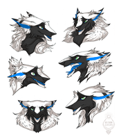 Aralyn expressions set by RayEtherna