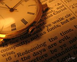 Redeeming the Time by johonbravo
