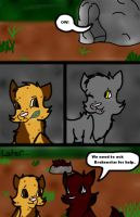 Warriors Journey PG.20 CHAP.1 by InvaderSpotty