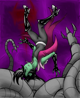 Falling into the Depths of Irk by LylatInvader
